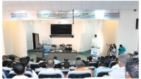 كلية تكنولوجيا المعلومات والحاسوب بجامعة إقليم سبأ تشارك في المؤتمر الدولي الأول للحوسبة الذكية