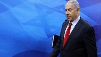 صاروخ من غزة يجبر نتنياهو على الاحتماء وغارات إسرائيلية على مواقع في القطاع