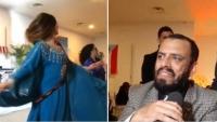 """ظهور بن بريك في حفل رقص بباريس.. وناشطون يعلقون: من """"المنبر إلى المرقص"""""""