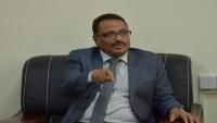 الجبواني: اتفاق الرياض يراوح مكانه بسبب الموقف الإماراتي الداعم للانتقالي