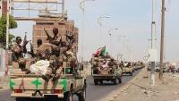 القوات السودانية تغادر شبوة وتسلم مواقعها للقوات الإماراتية