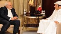 وزير الخارجية القطري يصل طهران بعد يوم من مقتل قاسم سليماني