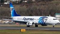 الخطوط الجوية المصرية تعلق رحلاتها إلى بغداد مؤقتًا