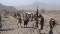 الضالع.. مقتل ثمانية جنود بقصف حوثي استهدف معسكرا تدريبيا في مريس