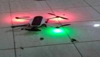سقوط طائرة استطلاع حوثية في الضالع