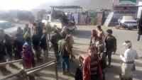 الحوثيون يتبنون مقتل وإصابة عشرات من الجيش الوطني بهجوم صاروخي في الضالع