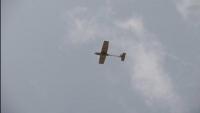 الجيش الوطني يعلن إسقاط طائرة حوثية مسيرة في تعز