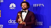 المصري رامي يوسف يفوز بجائزة الغولدن غلوب كأفضل ممثل كوميدي