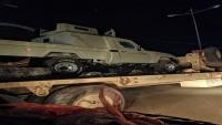 قوة عسكرية سعودية تصل عدن