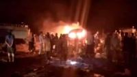 دعوة لتحقيق دولي وقيادي حوثي يتبرأ من الهجوم على معسكر مأرب