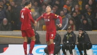ليفربول يهزم الذئاب ويخسر ساديو ماني