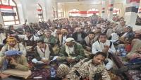 مأرب.. قبيلة مراد تجدد مساندتها ودعمها للجيش والحكومة الشرعية