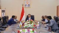 الحكومة تتدارس الإجراءات الاحترازية لمنع وصول فيروس كورونا إلى اليمن