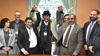 جولة جديدة من المباحثات بين الحكومة والحوثيين حول ملف الأسرى والمختطفين