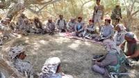 وزير الدفاع: معركتنا مستمرة حتى تحرير العاصمة صنعاء
