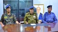 شبوة.. الأمن يعلن نجاح الحملة الأمنية واستعادة كافة المباني الحكومية