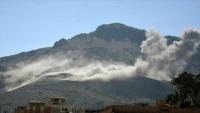 التحالف يعلن استهداف مواقع تصنيع وتخزين الصواريخ الباليستية بصنعاء