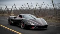شركة أميركية تطلق أسرع سيارة في العالم