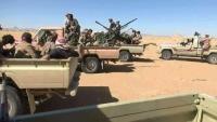 مصدر عسكري: معارك عنيفة في الجوف والجيش يواصل تقدمه في الشعف