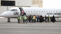 """جماعة الحوثي تُعيد موظفين أمميين من مطار صنعاء يشتبه إصابتهم بفيروس """"كورونا"""""""