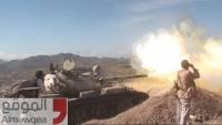 مقتل 15 حوثيا وستةمن أفراد الجيش في مواجهات بجبهة الجب بالضالع