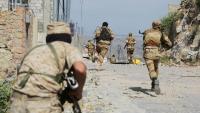 مصرع خمسة حوثيين بينهم قيادي وستة من أفراد الجيش في تعز