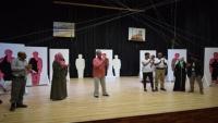 انطلاق فعاليات المهرجان الوطني للمسرح في دورته الثانية بالمكلا