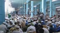 """جدل واسع إثر تعليق الصلاة بمساجد حضرموت والصوفيين يقولون """"لن يصيبنا إلا ما كتب الله لنا"""" (رصد)"""
