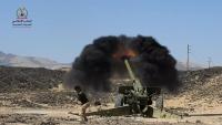 احتدام المعارك بين قوات الجيش والحوثيين في صرواح