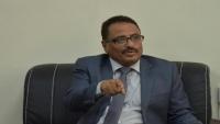 دعا أبناء حضرموت لدعم اقليم سبأ.. الجبواني: عين الحوثيين على حضرموت