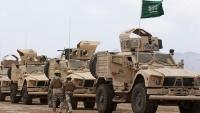 مجهولون يستهدفون رتلاً عسكرياً سعودياً في عدن