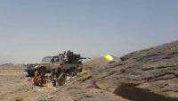 الجيش الوطني يعلن استعادته مساحات واسعة شرقي الحزم بالجوف