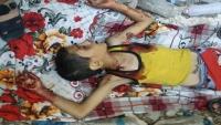 مقتل طفل وإصابة شقيقه برصاص قناص حوثي في تعز