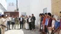 الإفراج عن 124 سجيناً في تعز احترازاً من كورونا