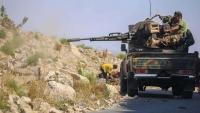 مقتل وإصابة أكثر من 20 حوثياً في مواجهات مع الجيش بتعز