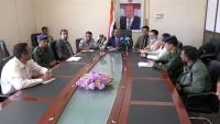 نادي القضاة بتعز يضرب عن العمل احتجاجاً على تعرض مقاره للاعتداء