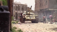 الجيش الوطني يحبط هجوما حوثيا شرق تعز