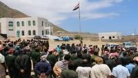 محافظ سقطرى يتوعد المتمردين بالمحاكمة