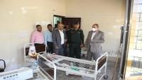 لجنة طوارئ تعز توجّه مكتب الصحة بالإسراع في إنجاز أماكن الحجر الصحي