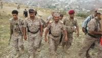 مقتل 13 حوثياً في مواجهات مع الجيش بتعز