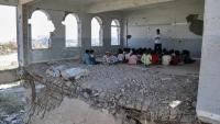 الحوثيون: التحالف دمر أكثر من 1900 مدرسة منذ بدء عملياته باليمن