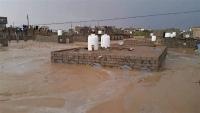 النازحون في مأرب.. واقع مزرٍ بين قصف الحوثي وسيول الأمطار (تقرير)