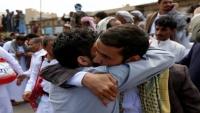جماعة الحوثي تفرج عن 274 سجيناً من محافظة عمران احترازاً من كورونا
