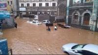 الأمم المتحدة تعلن تضرر أكثر من 100 ألف شخص جراء السيول في اليمن