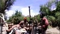 الجيش يعلن مقتل وأسر 18 حوثياً خلال مواجهات بالضالع