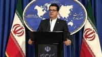 """طهران تؤكد دعمها لوحدة اليمن وتقول إن إجراءات """"الانتقالي"""" تعقد أوضاع البلاد"""