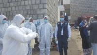 جماعة الحوثي تعلن وفاة حالة إصابة بكورونا في صنعاء