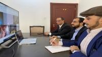 وفد الحوثي يبحث مع سفراء الدول دائمة العضوية بمجلس الأمن وقف الحرب