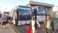 اليمن يعلن فتح منفذ الوديعة لاستقبال مواطنيه العالقين في السعودية