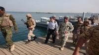 التحالف: الانتقالي يمنع قوات خفر السواحل اليمنية من أداء مهامها